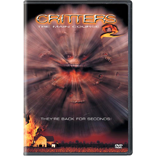 CRITTERS 2-MAIN COURSE (DVD)