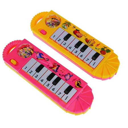 Baby Infant Toddler Kids Musical Piano Developmental Toy Early Educational Game - Developmental Toys For Toddlers