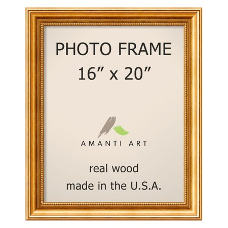 J and S Framing Townhouse Gold Photo Frame