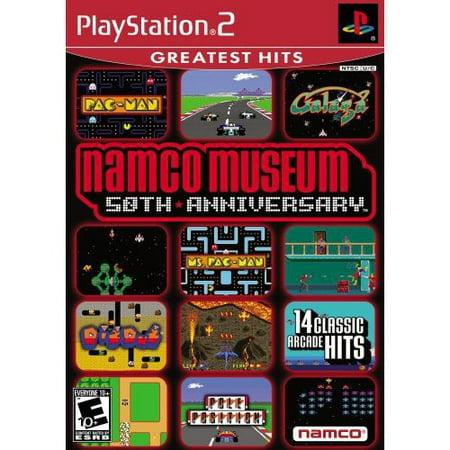 Namco Museum 50th Anniversary (PS2) - Walmart.com