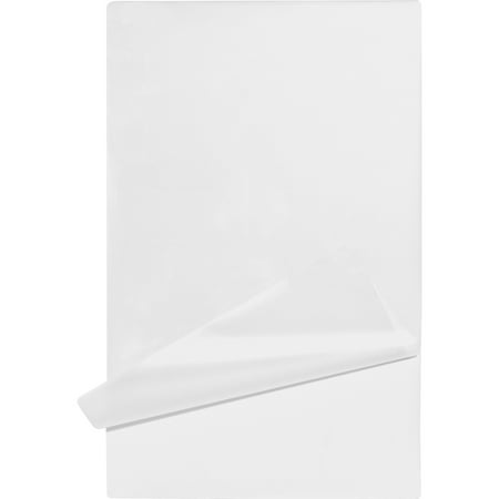 Business Source, BSN20869, 3 mil Legal-Size Laminating Pouches, 100 / Box, (Clear Legal Pouch Laminates)