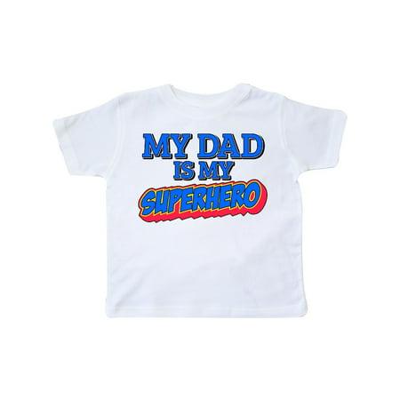 Kids Superhero Clothes (My Dad is My Superhero Toddler)