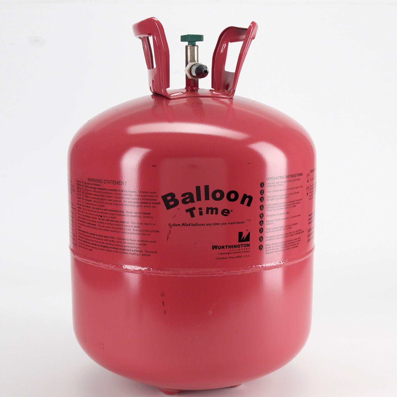 Worthington Cylinder Corp 14.9CUFT Helium Tank