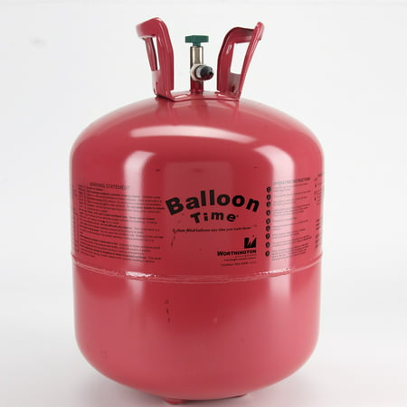 Worthington Cylinder Corp 14.9CUFT Helium Tank - Disposable Helium Tanks