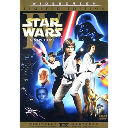 Upc 024543263739 Star Wars Episode Iv A New Hope 1977 1997 Versions Widescreen Upcitemdb Com