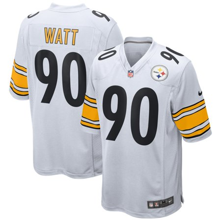 reputable site 6b991 6006b T.J. Watt Pittsburgh Steelers Nike Youth 2018 Game Jersey - White