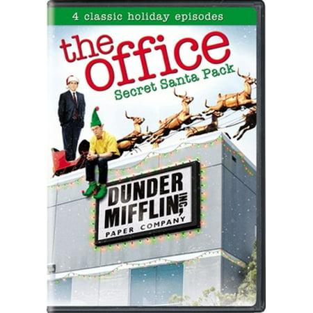 The Office: Secret Santa Pack (DVD) (Santa Secret)