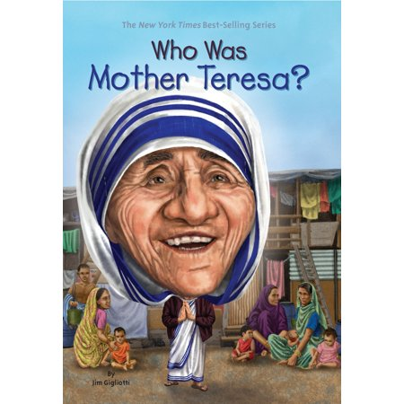 Who Was Mother Teresa? (Mother Teresa Plaque)