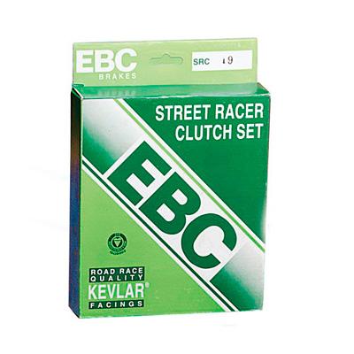 EBC SRC Series Race/Sport Clutch Kit No Springs Fits 97-00 Suzuki GSXR600