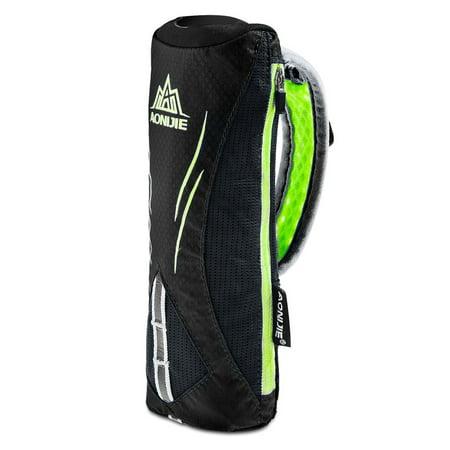 AONIJIE 500ML Handheld Water Bag for Hydration Bag Water Bladder 5.5