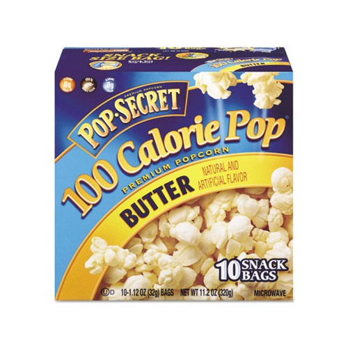 Microwave Popcorn (Pack of 4)