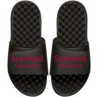 Stanford Cardinal ISlide Team Wordmark Slide Sandals - Black