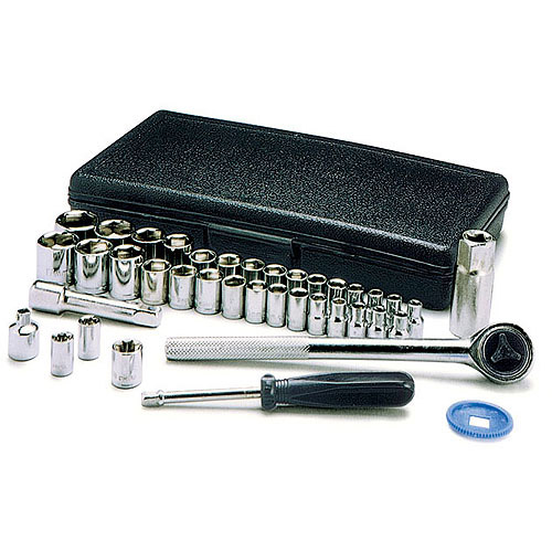 Wilmar Corporation W1173 40-Piece Socket Set