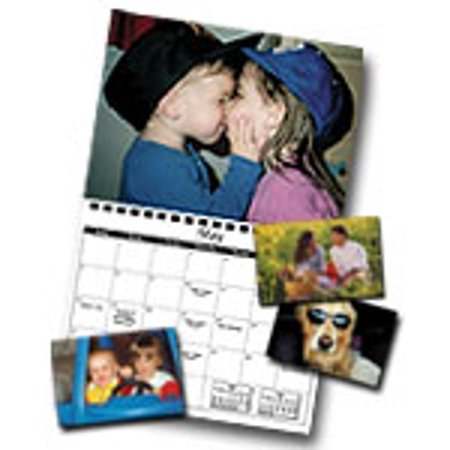 Personalized Wall Calendar - Personalized Photo Calendar - 12 Photo Version