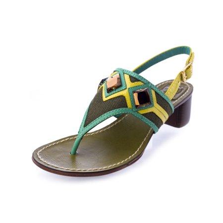 Tory Burch Etta Thong Sandals](Bloch Shoes)