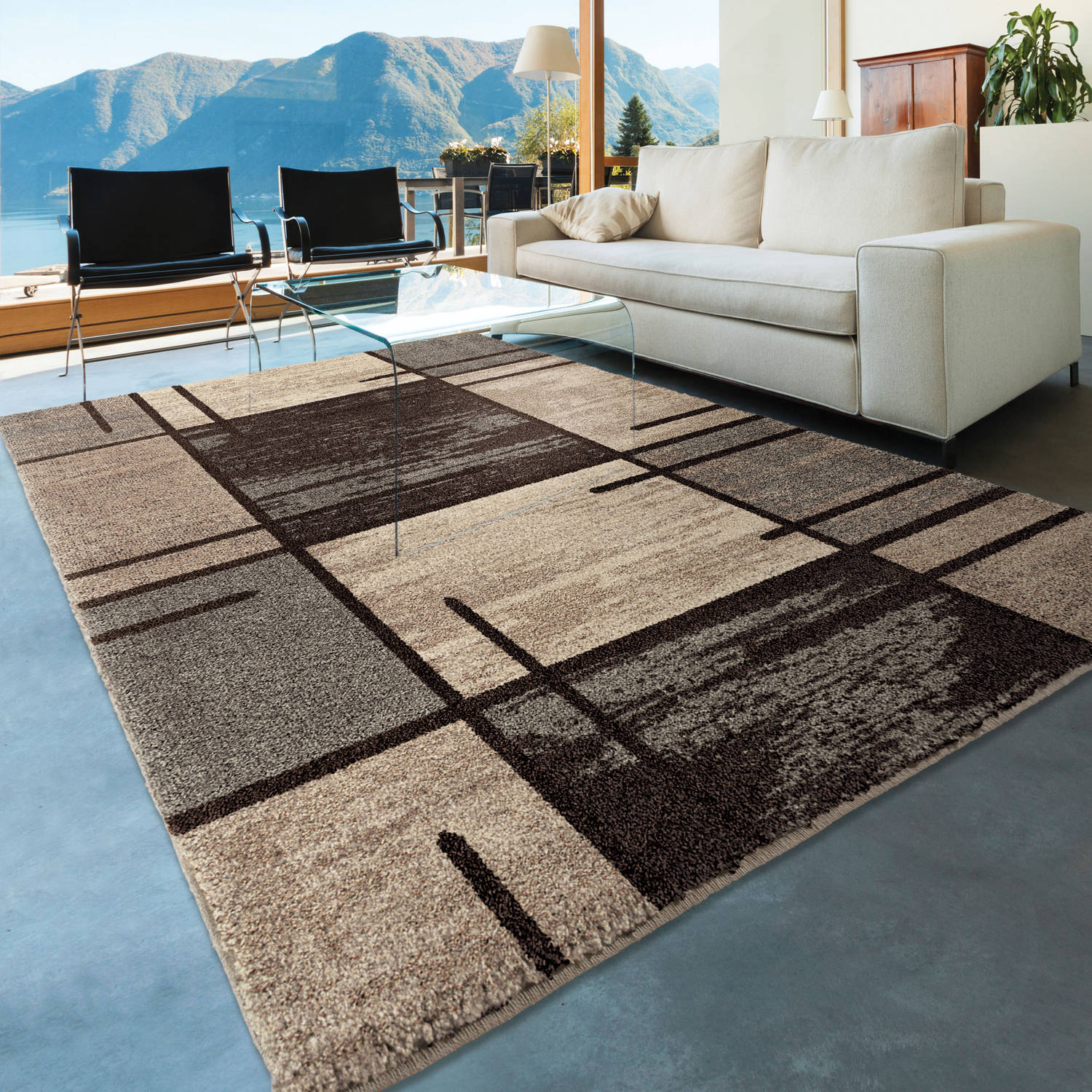Orian Rugs Fleet Gray Area Rug