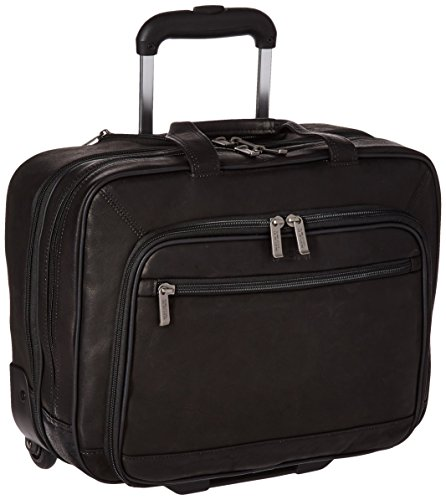 Kenneth Cole Reaction Okay Wheeled Business Case, Black