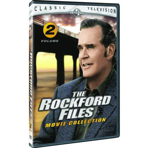 The Rockford Files: Movie Collection, Volume 2 - Friends And Foul Play/Punishment And Crime/Murder And Misdemeanors/If It Bleeds... It Leads (Full Frame)
