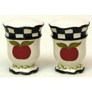 IWGAC 049-10903 Apple Salt and Pepper Set