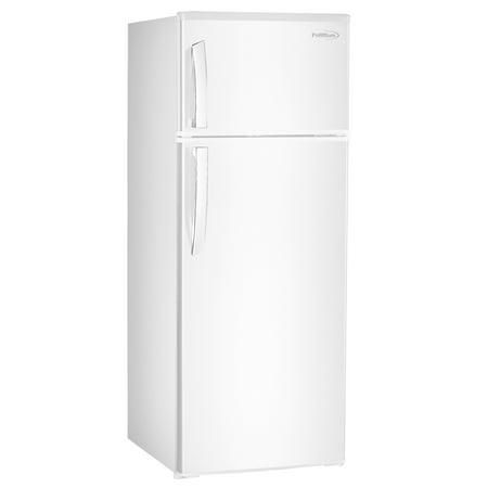 Premium 7.4 cu ft. Refrigerator in White