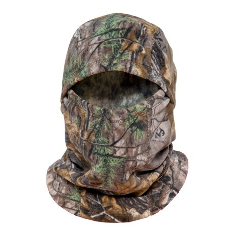 Realtree Xtra Fleece Face Mask