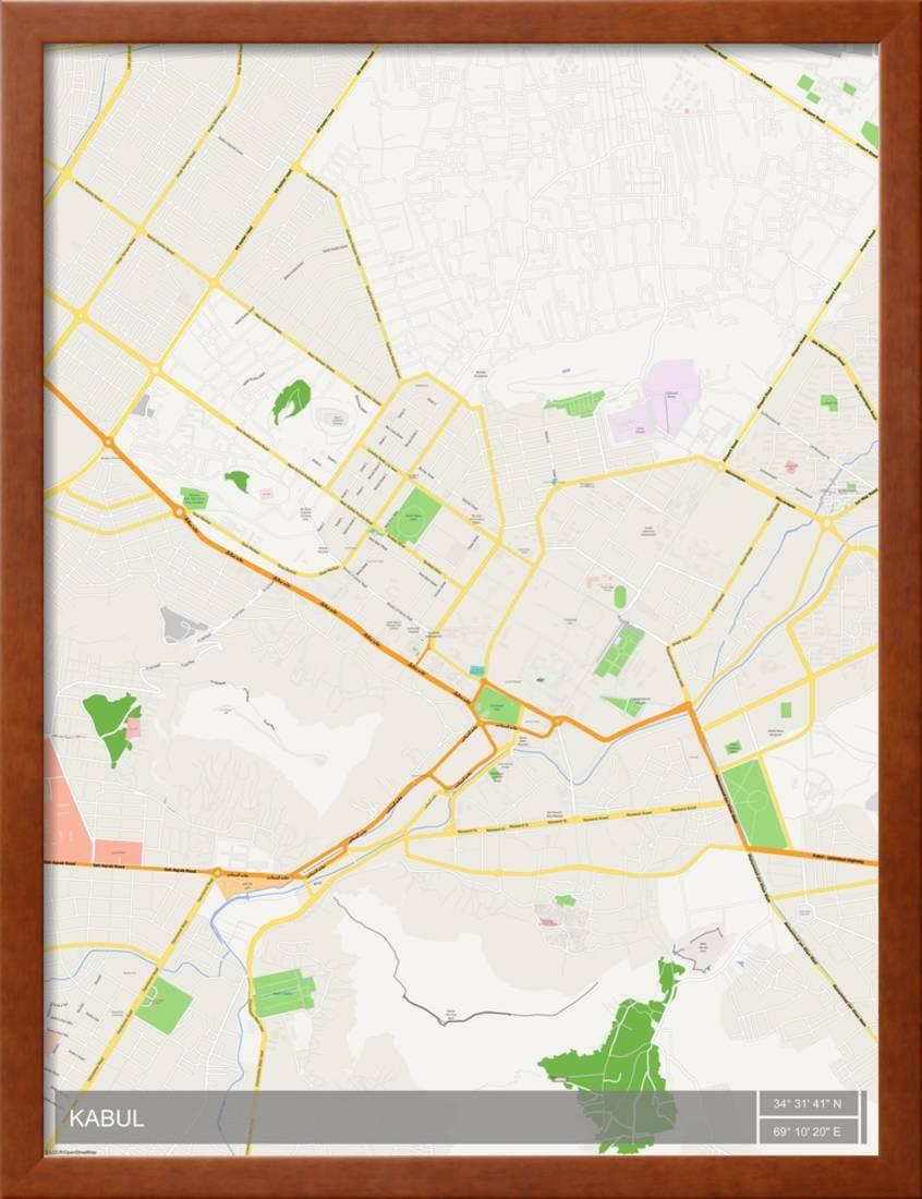 Kabul, Afghanistan Map Framed Poster Wall Art on karachi map, ghazni province, mazar-e sharif, bagram air base map, wardak province, sarajevo map, kandahar map, kapisa province, muscat map, laghman province, afghanistan map, badakhshan province, kunar province, paktia province, paktika province, peshawar map, tehran map, nangarhar province, khyber pass map, kathmandu map, kabul university, panjshir province, medina map, kandahar province, herat province, balkh province, kunduz province, beirut map, mauryan empire map, helmand province, khartoum map, dhaka map, ghazni map, istanbul map, casablanca map, bogota map, kigali map,