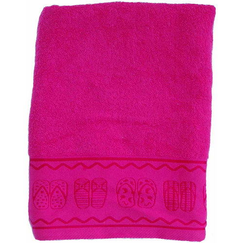 Kaufman Sales Double Jacquard Terry Beach Towel