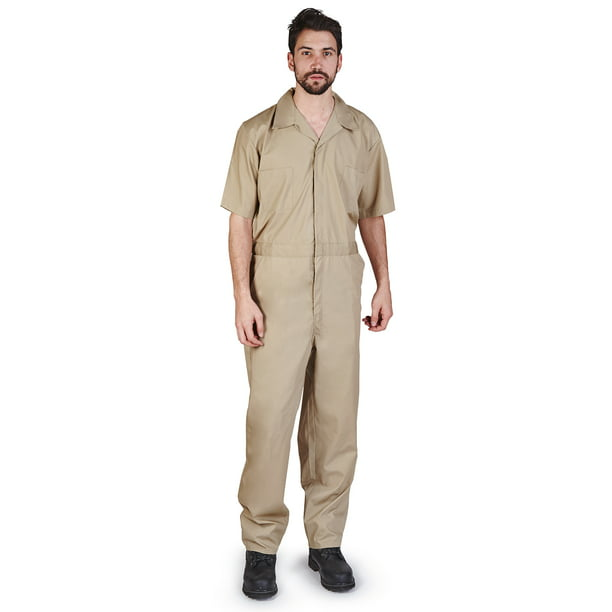 M&M SCRUBS Short Sleeve Coverall 399