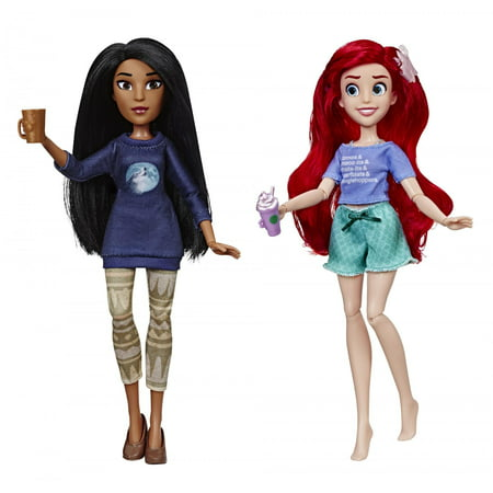 Disney Princess Ralph Breaks the Internet Movie, Ariel and Pocahontas](Hawaiian Disney Princess)