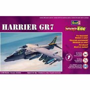Harrier GR7 1/100 Scale Plastic Model Kit Revell