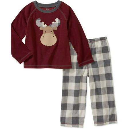 Baby Girl Moose Clothing