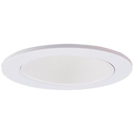 Elco Lighting Adjustable Reflector Wall Wash 3'' LED Recessed Trim Wall Washer Recessed Trim