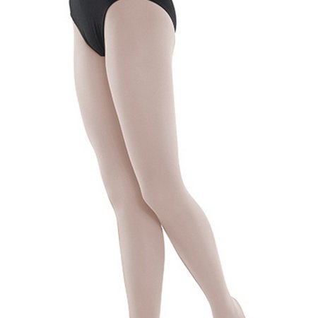 731b697064dfa Danshuz - Girls Theatrical Pink Nylon-Micro Spandex Convertible Tights 6X-14  - Walmart.com