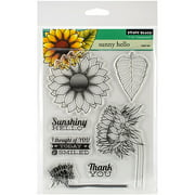 Penny Black Clear Stamps, Sunny Hello