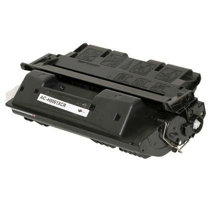 Compatible HP 61X (C8061X) Black Toner Cartridge By Superink - image 1 of 1