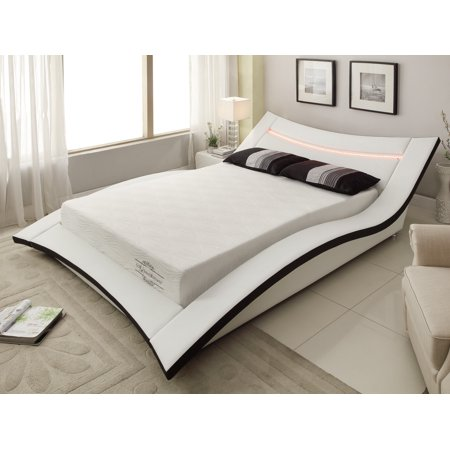 10-Inch Gel Infused Memory Foam Mattress with CertiPUR-US Certified Foam, Cal King. Available in Various Sizes