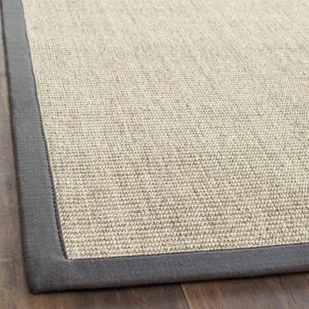 Safavieh Natural Fiber Forrester Border Area Rug or (Safavieh Sisal Rug)