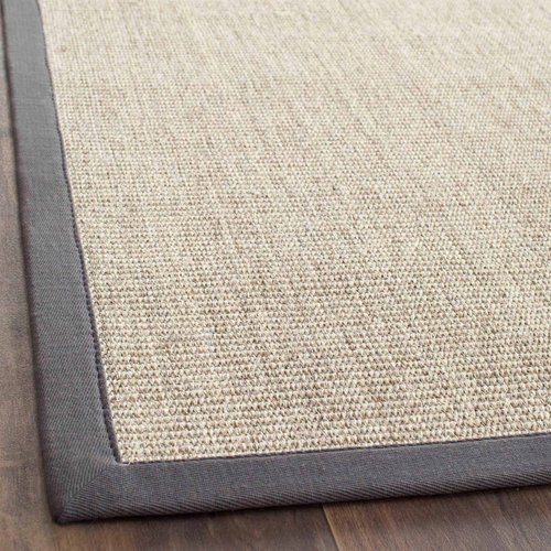 Safavieh Natural Fiber Forrester Border Area Rug or Runner