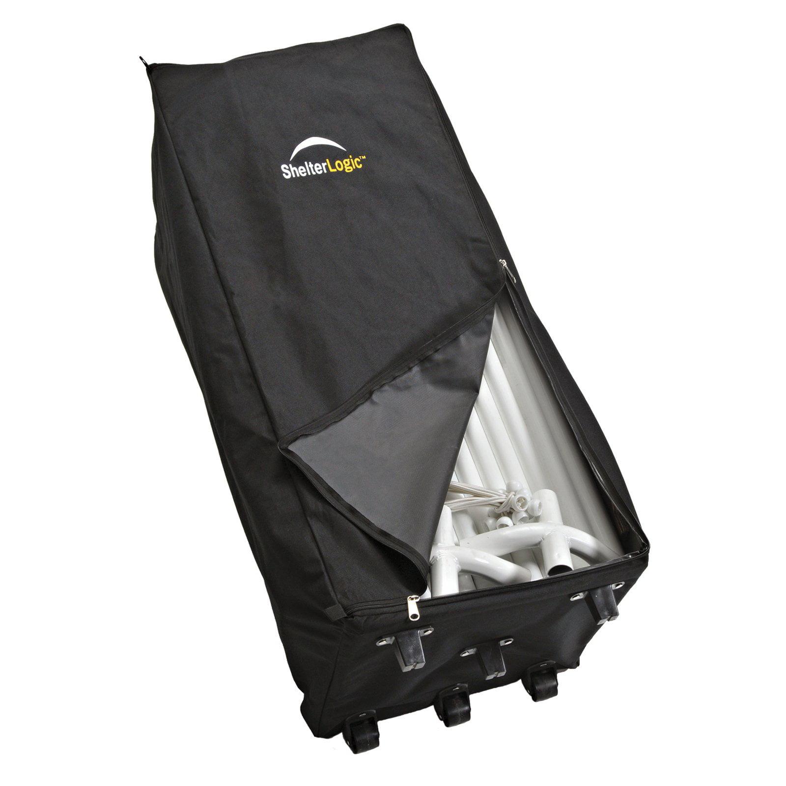 Store IT Canopy Rolling Storage Black Bag   Walmart.com