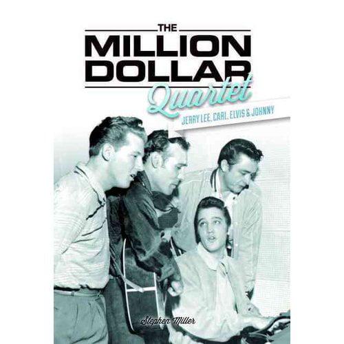 The Million Dollar Quartet: Jerry Lee, Carl, Elvis & Johnny