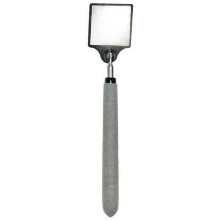 MAG-MATE Telescoping Mirror,Acrylic,2x2