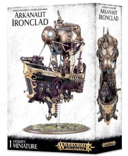 Warhammer Age of Sigmar Kharadron Overlords Arkanaut Ironclad by Games Workshop