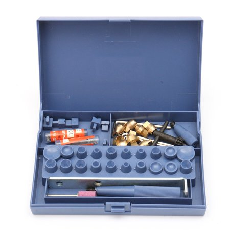 110V 240W Pearl Drilling Holing Machine Driller Drilling Punch Tools Full Set For Shell Coral Hole Maker Amber Stone US Plug - image 7 of 8