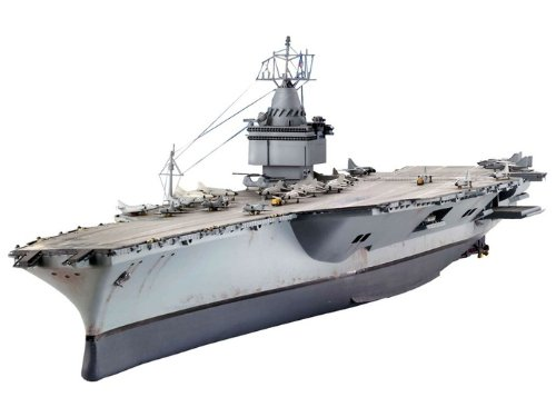 U.S.S. Enterprise, Build your own replica of the largest vessel ever built with this... by