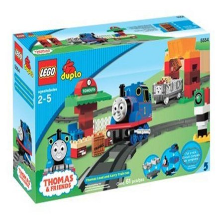 Lego Duplo Thomas Friends Thomas Load And Carry Train Set