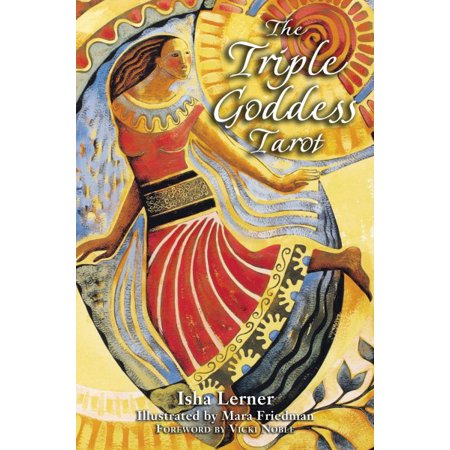The Triple Goddess Tarot