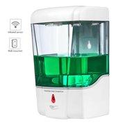 Automatic Touchless Sanitizer Soap Dispenser Sensor Hands Free Wall Mounted 600ml Sensor Soap Dispenser