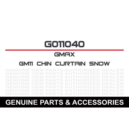 Snow Replacement Chin Curtain - Chin Curtain Gm11D Snow