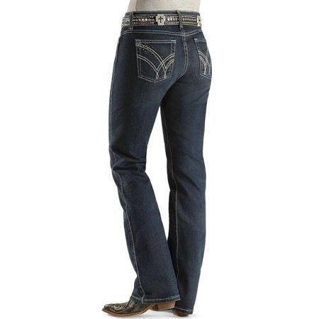 f739071a011 Wrangler - wrangler women s cowgirl cut ultimate riding jean q-baby midrise  jean