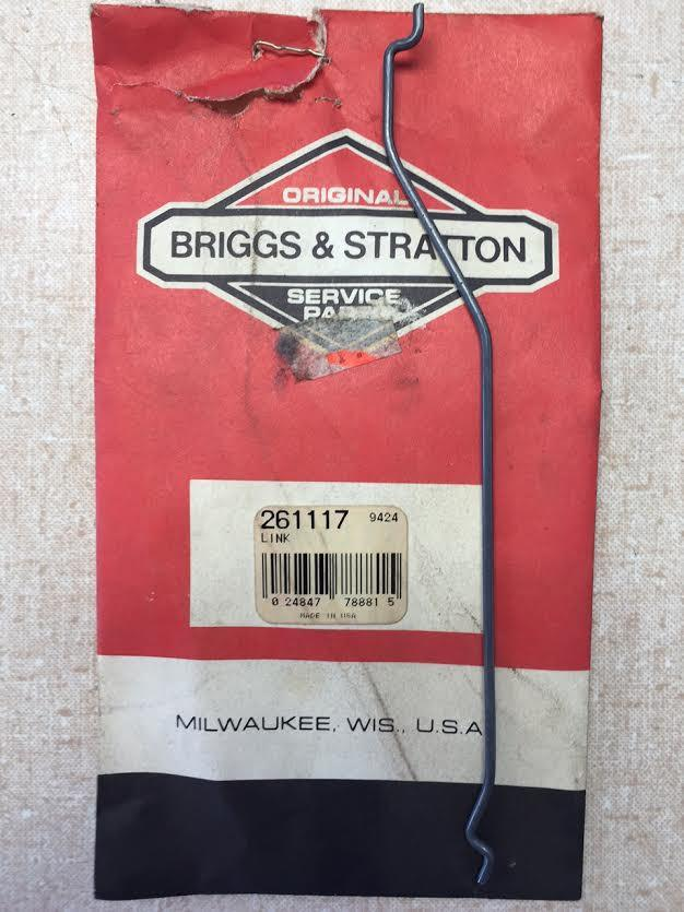 Briggs /& Stratton OEM Choke Link 261117